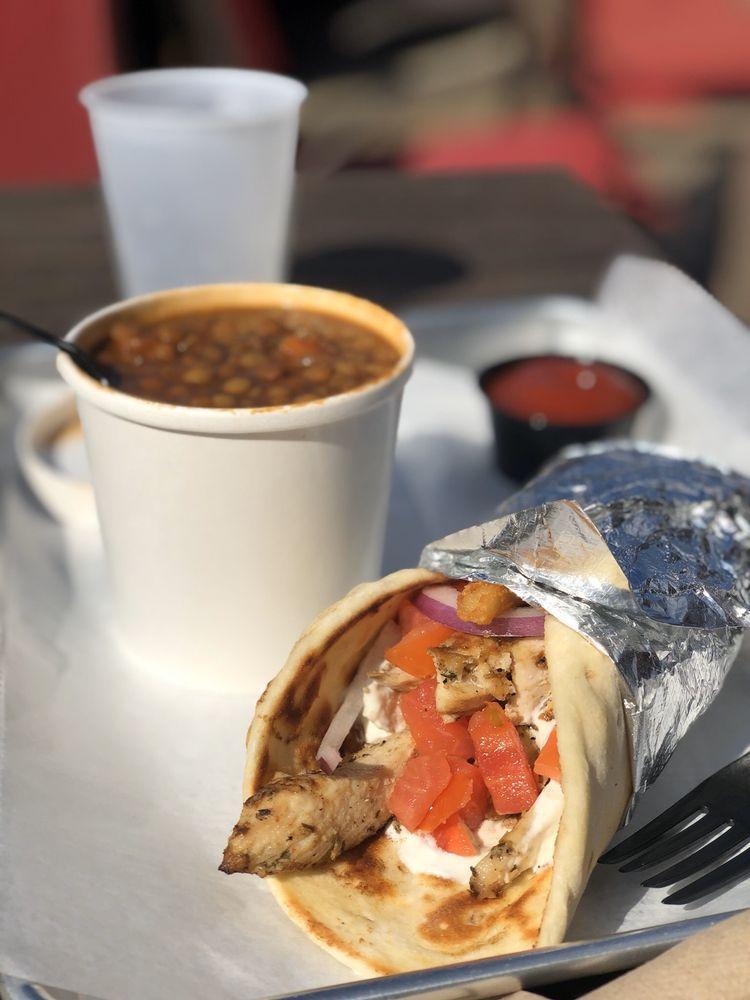 Estia Greek Street Food: 2897 W Maple Rd, Troy, MI