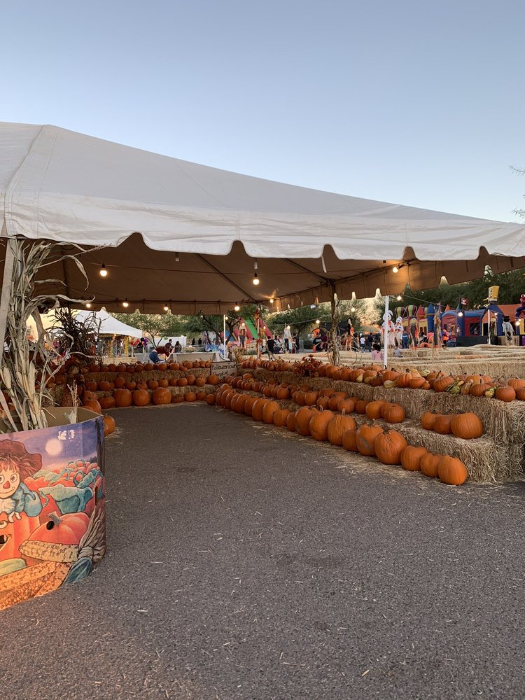 Halloween Town Pumpkin Patch - Chandler: 4976 Premium Outlets Way, Chandler, AZ