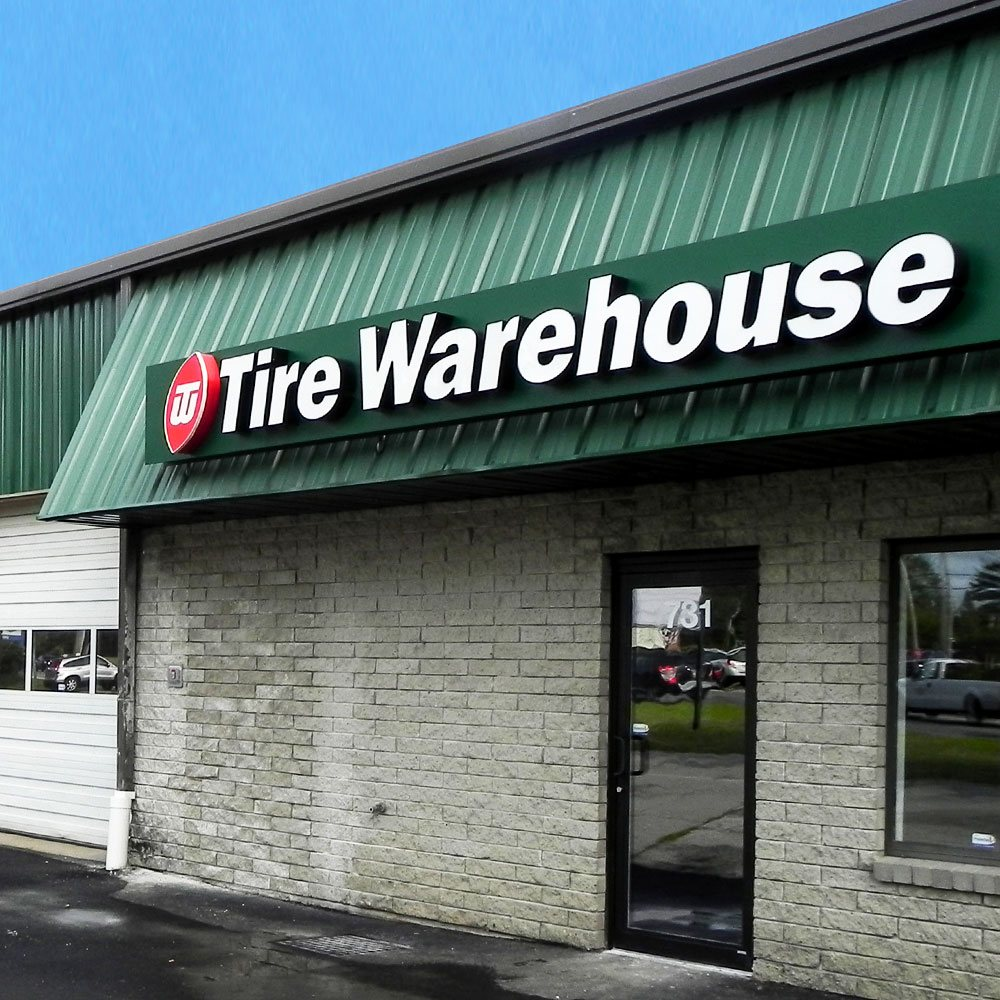 Tire Warehouse: 5 2nd St, Claremont, NH