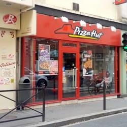 pizza hut pizzer a 77 rue bourguignons bois colombes hauts de seine francia restaurante. Black Bedroom Furniture Sets. Home Design Ideas
