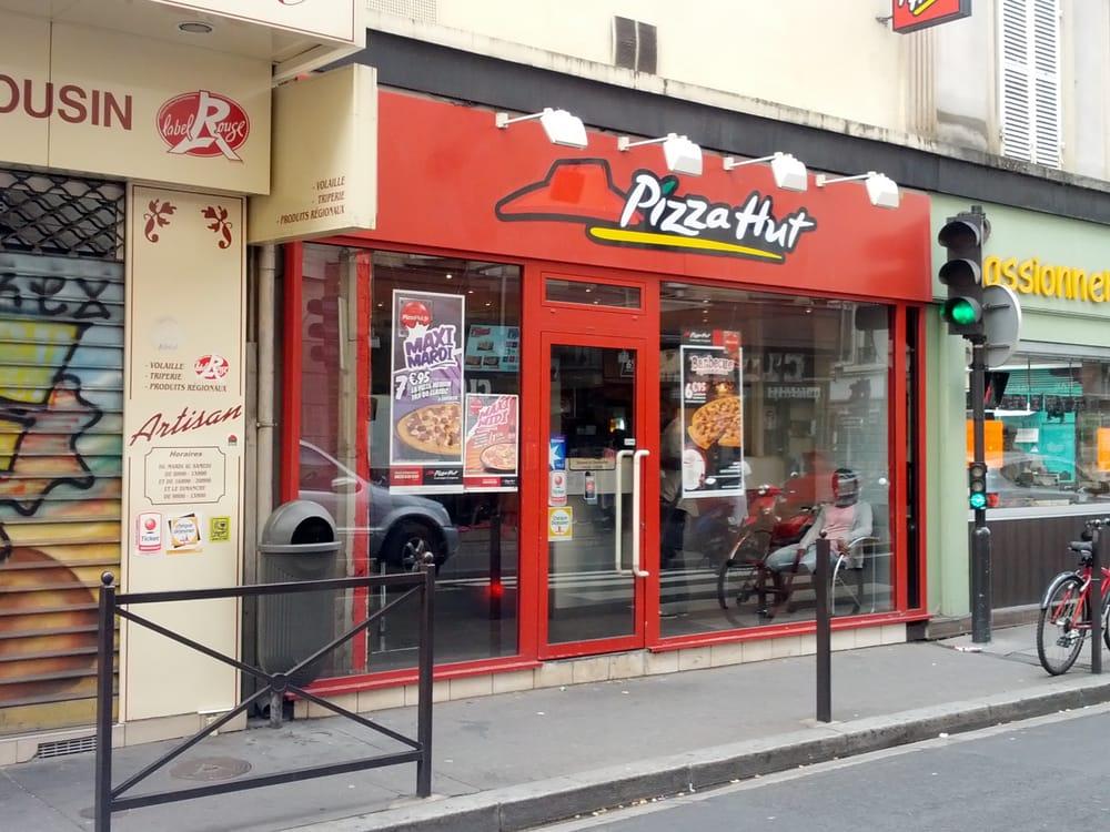 pizza hut pizza 77 rue bourguignons bois colombes hauts de seine france restaurant. Black Bedroom Furniture Sets. Home Design Ideas