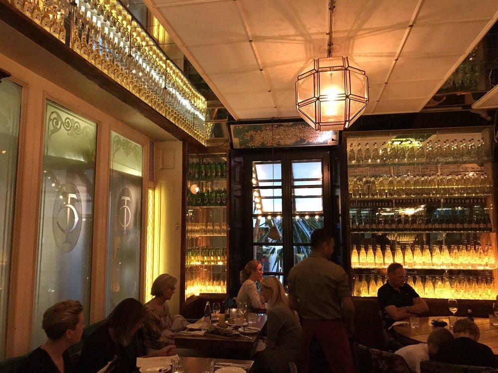 Boca grande 141 foto e 57 recensioni cocktail bar - La boca grande barcelona ...