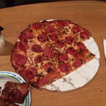 Big jay pizza sara sausage