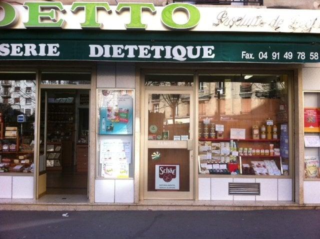Maison Poetto Gluten Free 2 Bd Georges Clemenceau Les