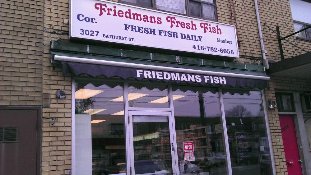 Friedman's Fresh Fish