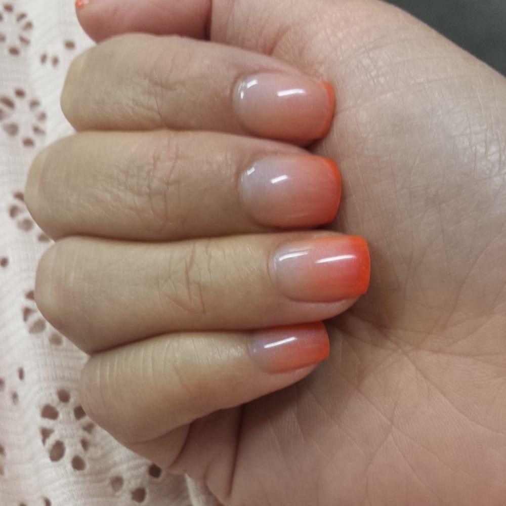 Valentines nails xoxo - Yelp
