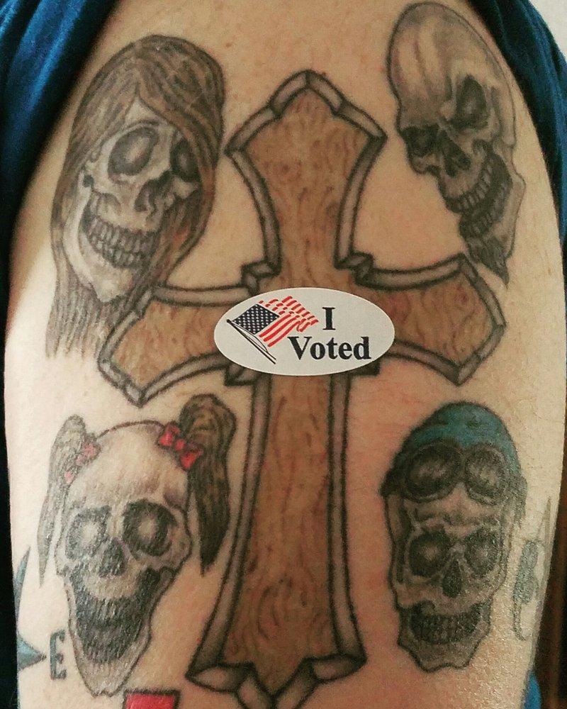 Tattoo Art: 1213 E Main St, Tupelo, MS