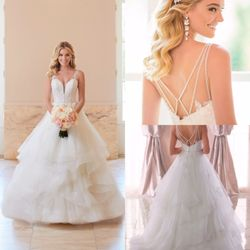 e0f7f481b060 Photo of Bridals By Elena - Gambrills, MD, United States. A shimming  ballgown