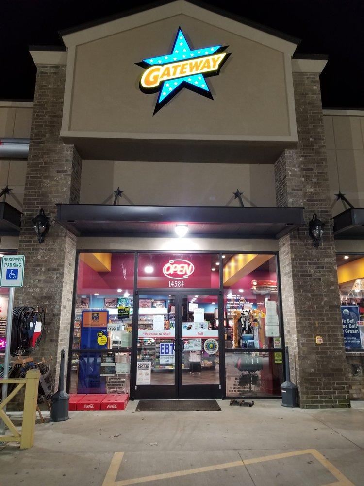 Gateway: 14584 State Hwy 31 E, Brownsboro, TX