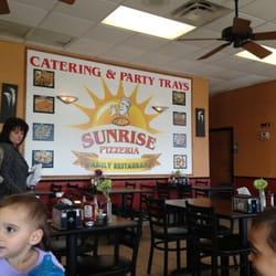 Sunrise Pizza Virginia Beach Va
