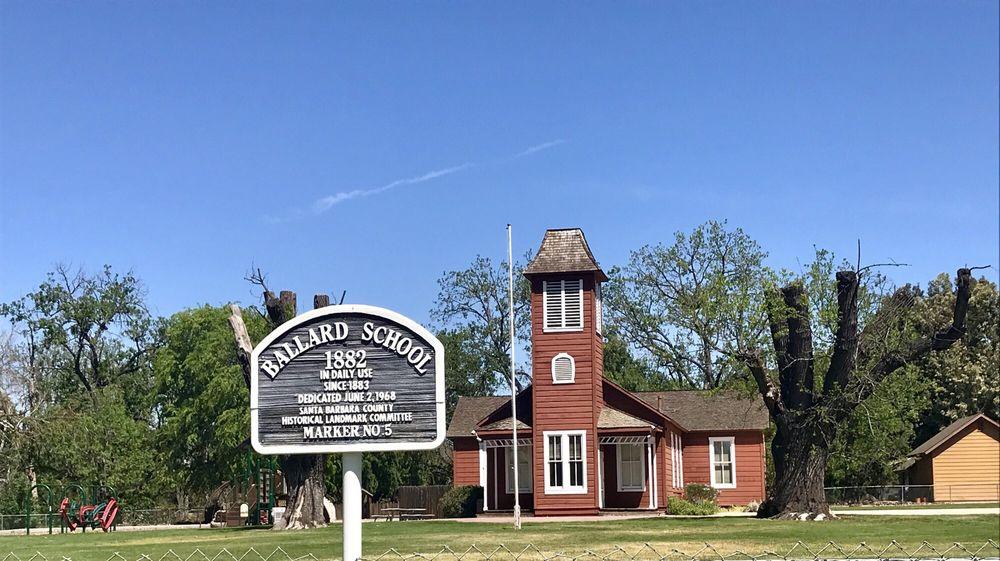 Ballard School: 2425 School St, Solvang, CA