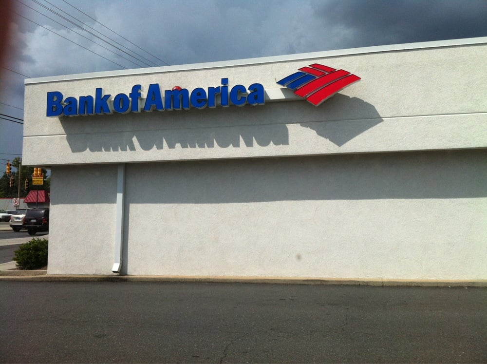 Bank of america bank sparkasse 5801 south blvd for Starmount motors south blvd