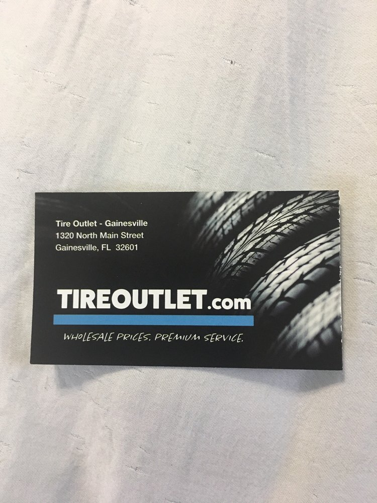 Tire Outlet - Gainesville - 29 Reviews - Tires - 1320 N Main St ...