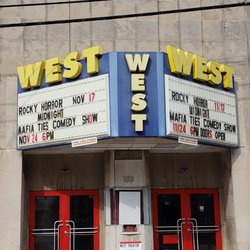 West Theater - Cinema - 1017 Wooster Rd W, Barberton, OH ... on