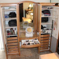 Photo Of Frontier Cabinets Norwalk Ca United States Custom Maple Vanity  Cabinet