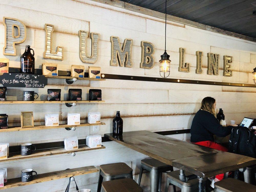 Social Spots from Plumb Line Coffee