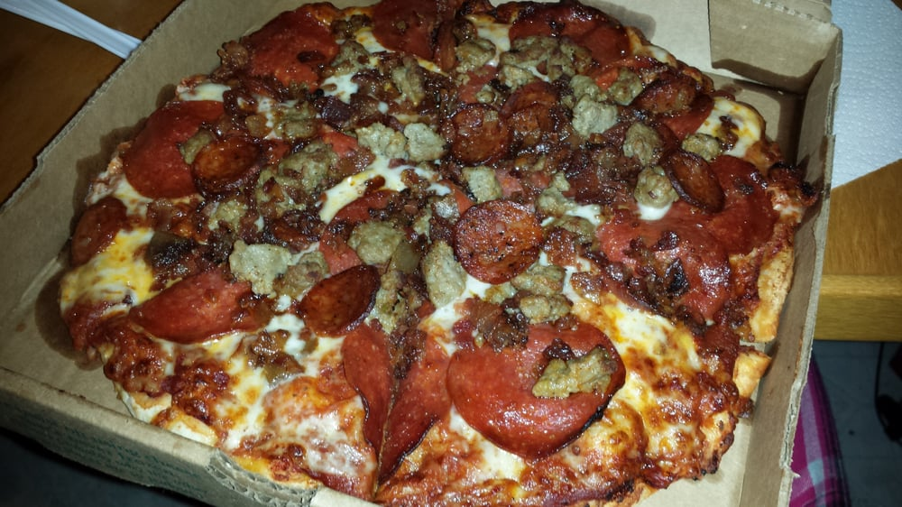 Round table pizza delivery - Round table pizza university place ...