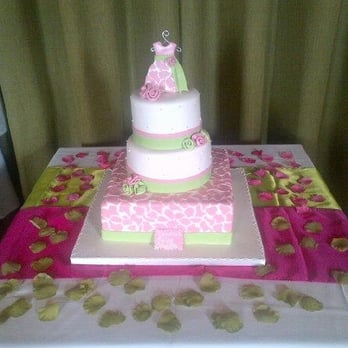Photo Of Todo Dulces   Miami, FL, United States. My Baby Shower Cake