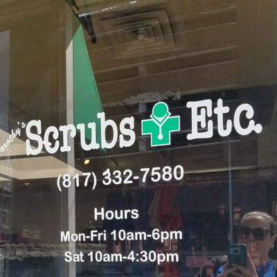 653cd5a461f Dorothy's Scrubs 1524 Pennsylvania Ave Fort Worth, TX Alterations ...