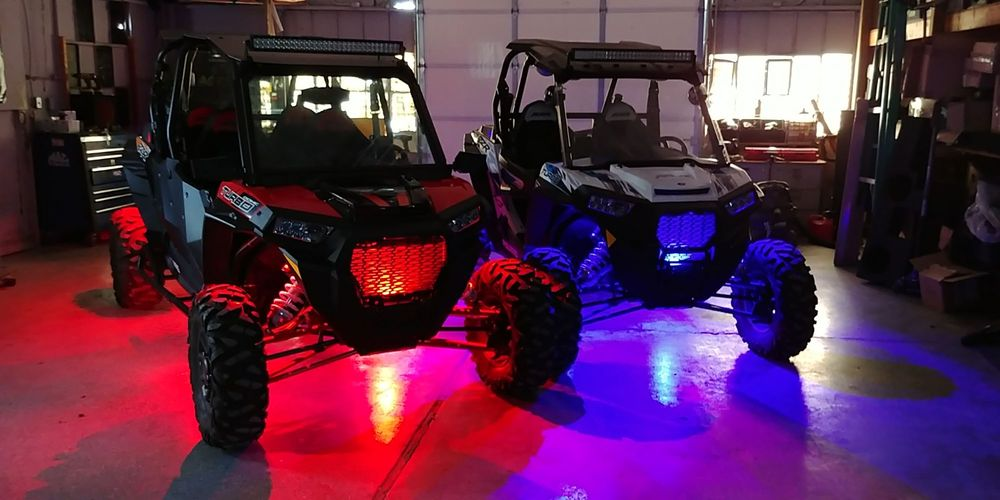 Come see them for your atv/utv audio and lighting needs. They will ...