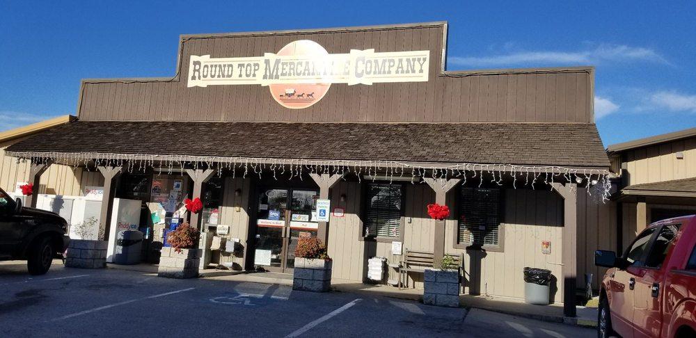 Round Top Mercantile Company: 438 N Washington St, Round Top, TX