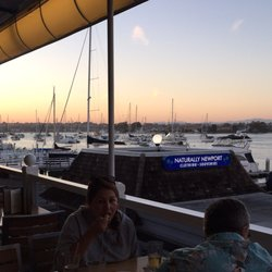 Photo Of Newport Landing Restaurant Beach Ca United States