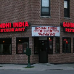 Photo Of Gandhi India Restaurant Chicago Il United States