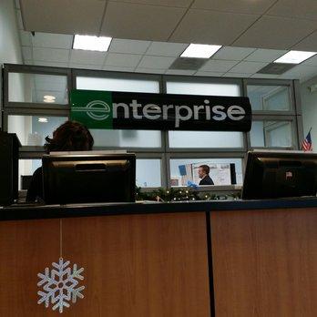 Enterprise Rental Car Falls Church