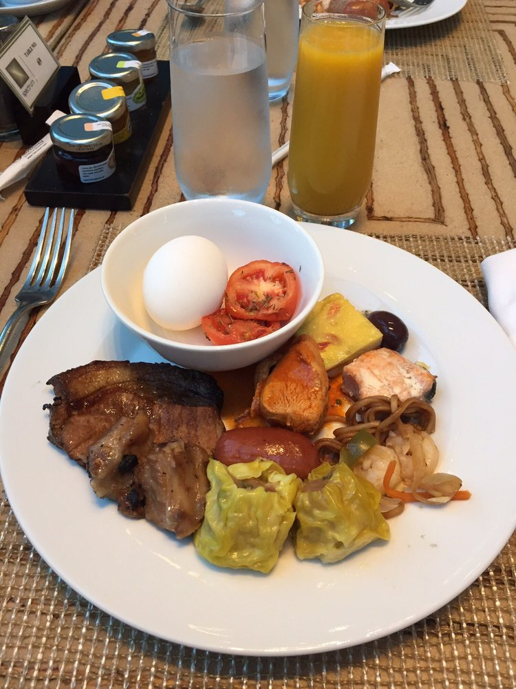 Brilliant Breakfast Buffet At The Fairmont Makati Yelp Interior Design Ideas Clesiryabchikinfo