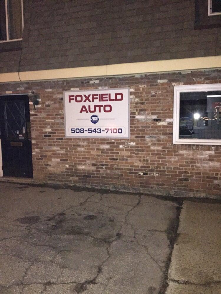 Foxfield Tire: 100 Central St, Foxboro, MA