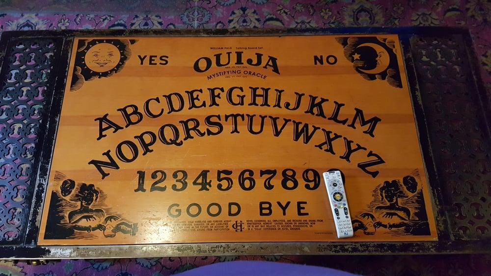 Ouija Table Yelp