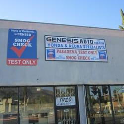 Photo Of Genesis Automotive Pasadena Ca United States