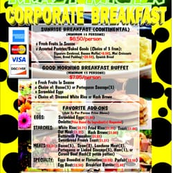 Charmant Photo Of Krazy Kitchen   Honolulu, HI, United States. CORPORATE BREAKFAST  MENU