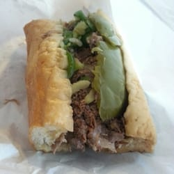 Image result for Beef Sandwich from Pop's Crown Point