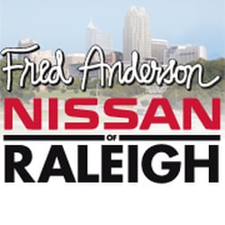fred anderson nissan of raleigh car dealers yelp. Black Bedroom Furniture Sets. Home Design Ideas