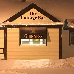 Photo Of The Cottage Bar Restaurant Weymouth Ma United States Guinness