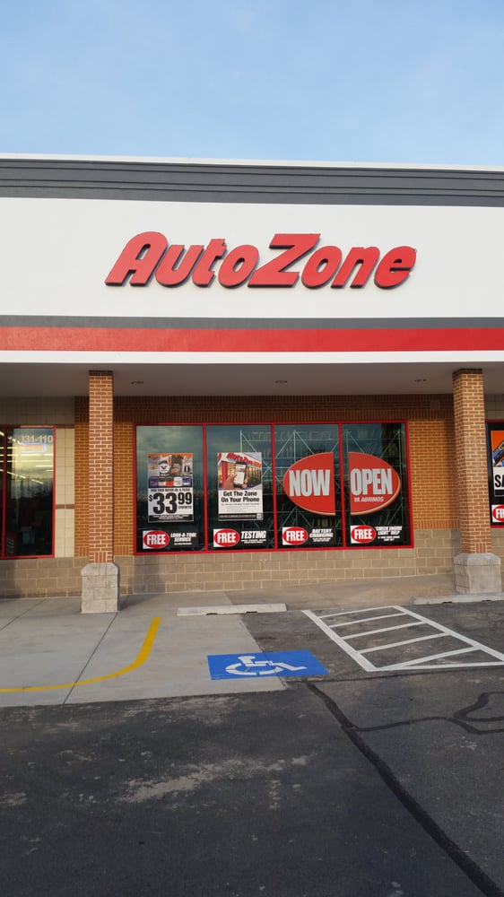 AutoZone: 21031 Tripleseven Rd, Sterling, VA