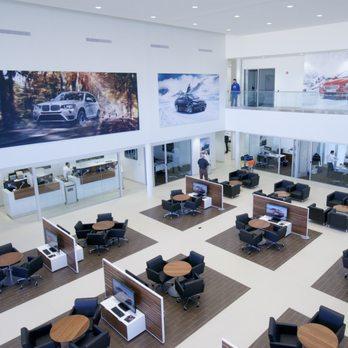 BMW Of Denver >> Bmw Of Denver Downtown Showroom Yelp