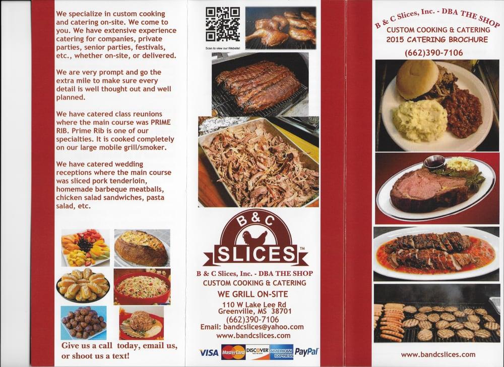 B & C Slices: 110 W Lake Lee Rd, Greenville, MS