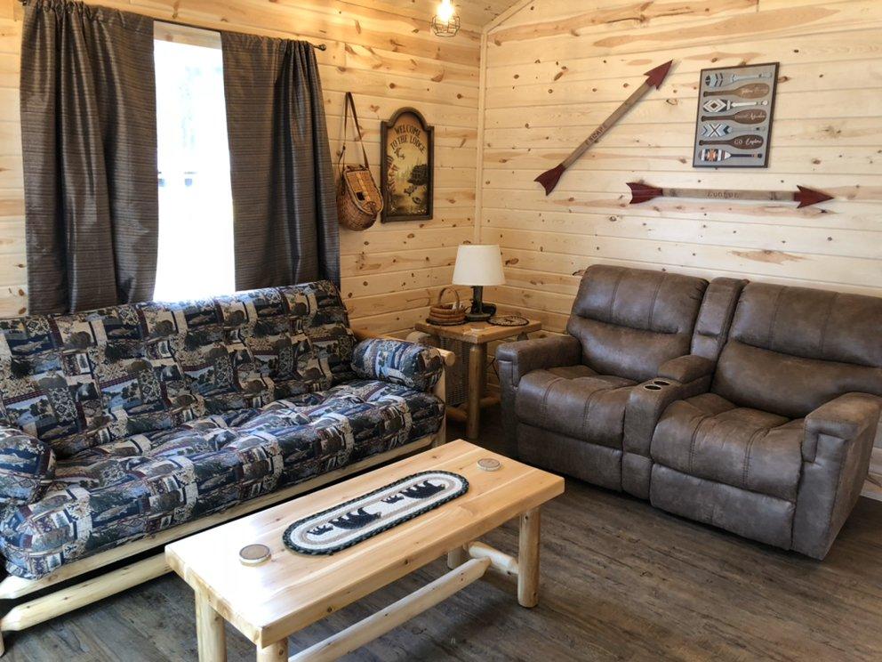 Sleepy Hollow Resort: 64264 State Highway 46, Northome, MN