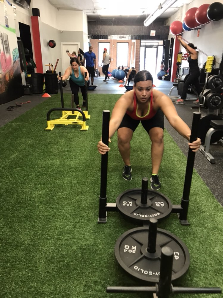 PRO Fitness & Sports Academy: 1862 S Blue Island Ave, Chicago, IL
