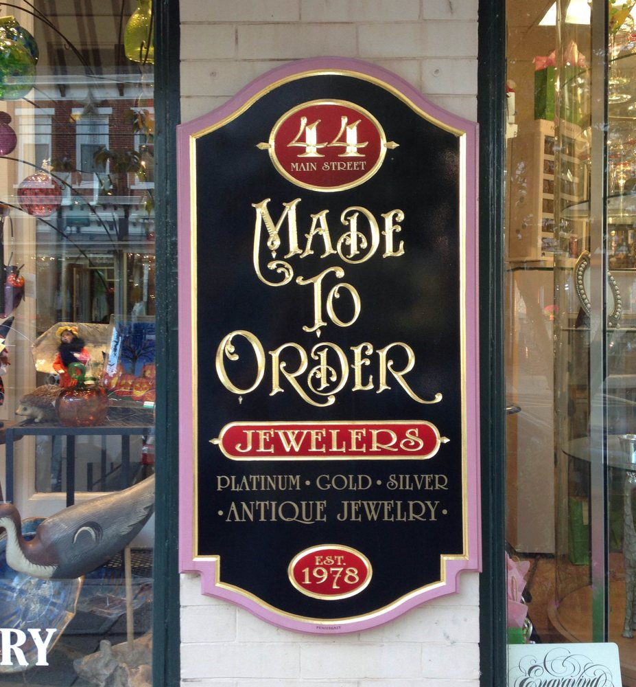 Made To Order Jewelers: 44 Main St, Clinton, NJ
