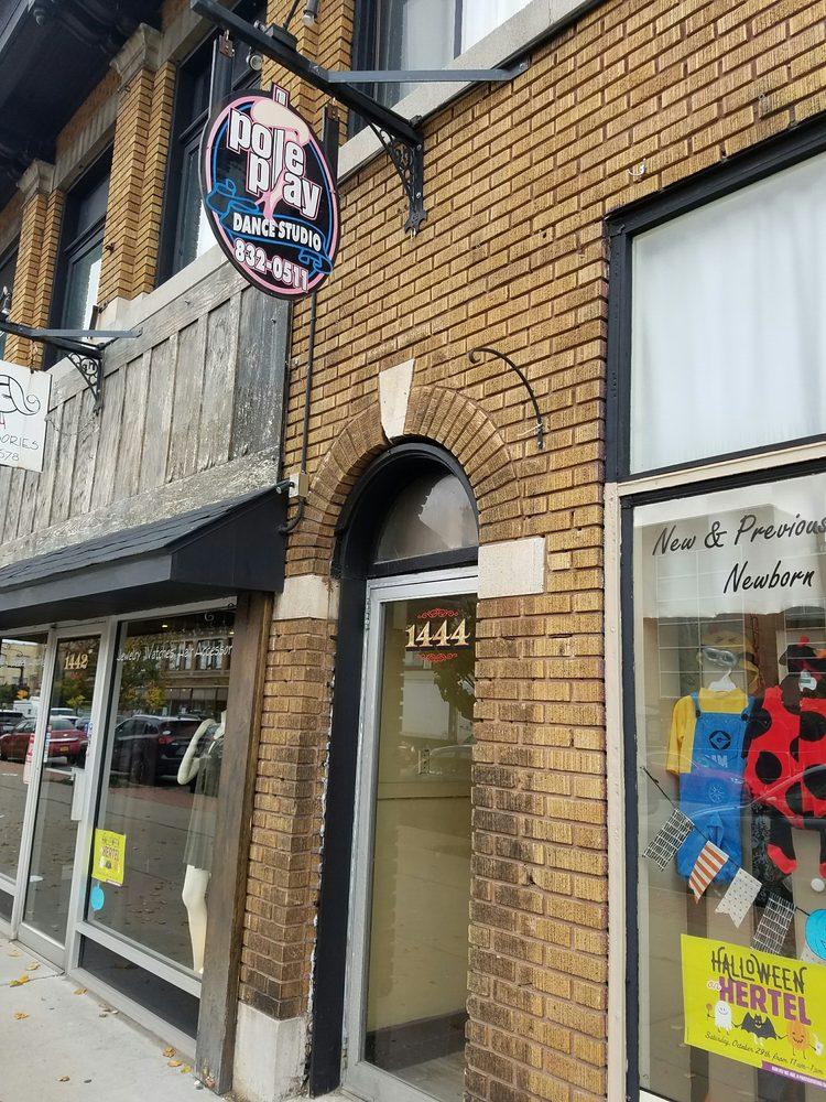 Pole Play Dance Studio: 1444 Hertel Ave, Buffalo, NY