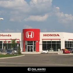 Oakville honda 10 reviews car dealers 500 iroquois for Honda dealer phone number