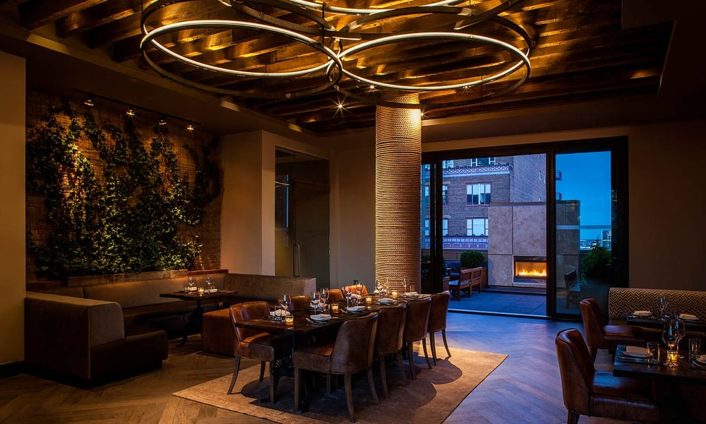 Ivy lounge yelp for Tablet hotels nyc