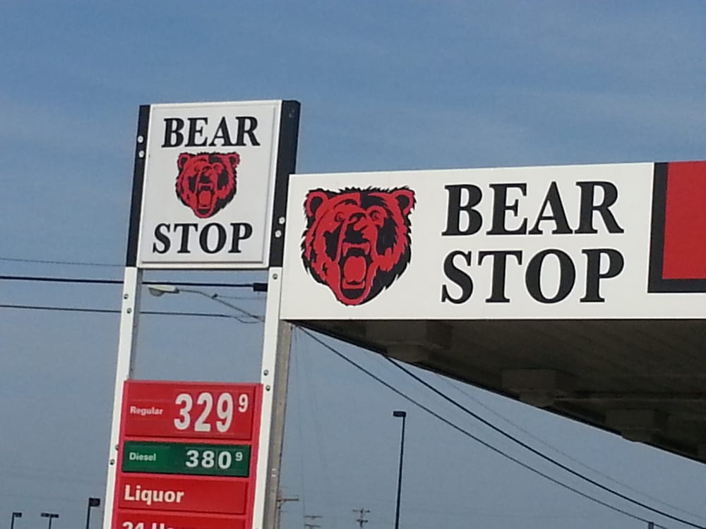 Bear Stop: 1006 W Ft Scott, Butler, MO