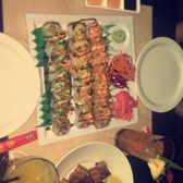 Photo Of Mamajuana Cafe Paterson   Paterson, NJ, United States. Sushi Was  Good