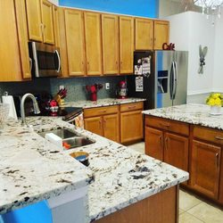 Photo Of Art Of Granite Countertops   Jacksonville, FL, United States.  Their Work