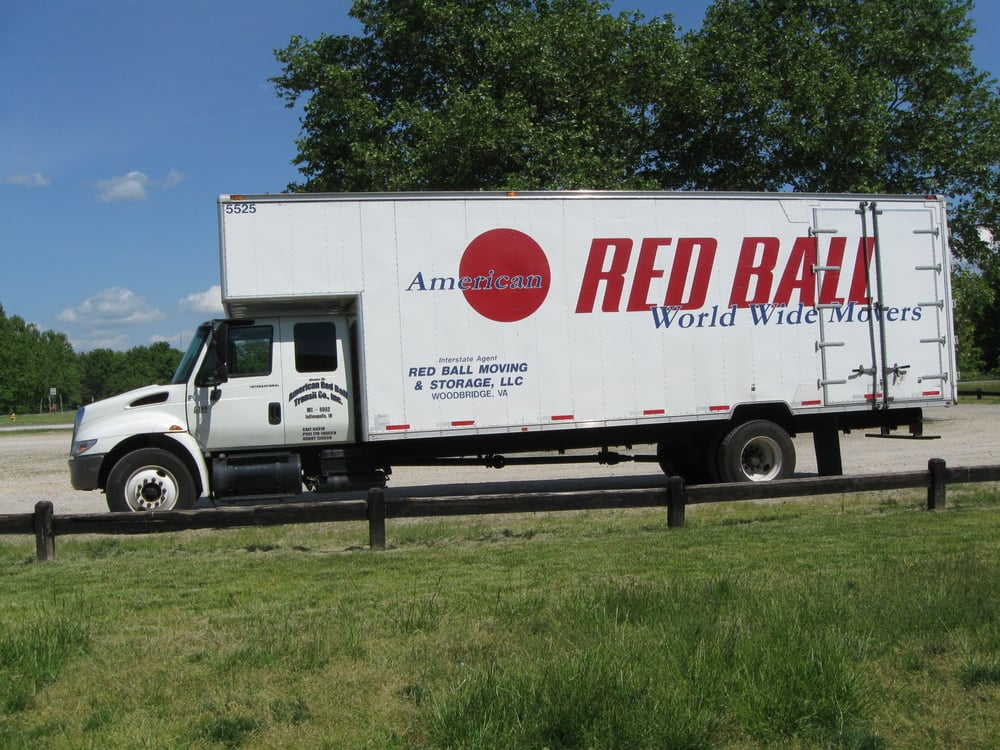 Red Ball Moving Storage Movers 1240 Brookville Way Indianapolis In Phone Number Yelp