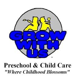 Grow With Us Preschool Child Care Preschools 665 Edmonds Way
